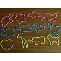 silly bandz, animal shaped bracelets, shaped rubber bandz