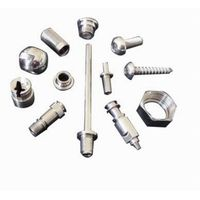 CNC machining parts, custom made steel shaft