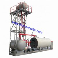 1400kw Hot Oil Boiler Thermic Fluid Heater Thermal Oil Furnace for plywood hot press machine thumbnail image