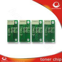 Bizhub C452 552 652 TN613 laser printer cartridge chip reset for Minolta C452 toner reset chip