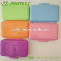 Protect dental wax orthodontics with colorful box
