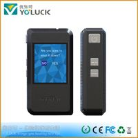 Real feeling e cigarettes kamry 60w box mod with USB pass through function