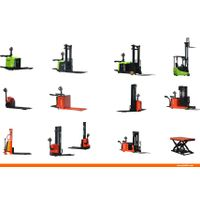 Material Handling Equipment - walkie stacker