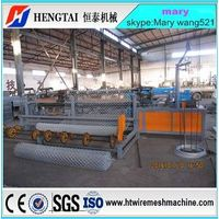 Diamond Mesh Machine