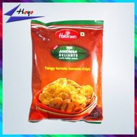 Cutsom printed plastic bags for potato chips