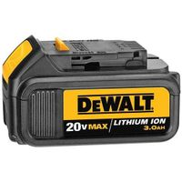 Dewalt Cordless Driller 20V 3Ah Li-ion Battery