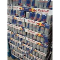 Austria Original Red Bulls Energy Drink 250 Ml Red/Blue/Silver thumbnail image