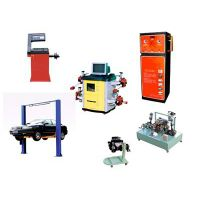 Automobile Maintenance Equipments