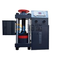 2000 KN compression testing equipment