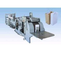 Square Bottom Hand Bag Machinery, Shopping Bag Equipment