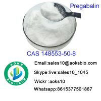 fast delivery Pregabalin Pharmaceutical Materials Pregabalin CAS 148553-50-8