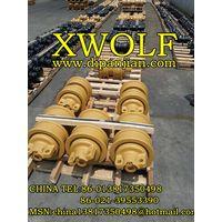 Front IDLERS DAEWOO Excavator thumbnail image