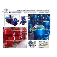 double suction centrifugal pump thumbnail image