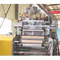 FD-BMC1200-2 Two-layer Co-extrusion Self-stick stretch Casting Film making Machine thumbnail image