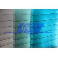 Glassfiber Reinforced Hollow Daylighting Panel thumbnail image