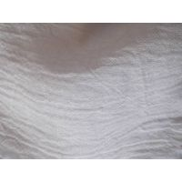 Corrugated Crinkle Linen Fabric