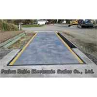 60t 80t 100t 120t 18m weighbridge for truck weighing scale thumbnail image