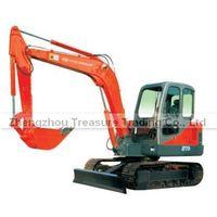 YTO-WY6 Crawler Hydraulic Excavator