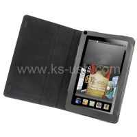 Book Style Leather Case for Amazon Kindle Fire (KTPC-0614) thumbnail image