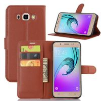 Leather Phone Case For Samsung Galaxy A7 2016 Edition Book Cover