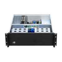 """3U Server Case Support Motherboard Size Up To ATX 12""""9.6"""",83.5""""HDD Bays,2U Standard Power Supply thumbnail image"""