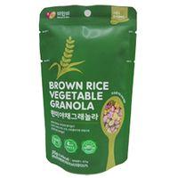 Brown Rice Vegetable Granola 35g