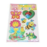 Glitter Puffy Sticker,3D Puffy Stickers thumbnail image