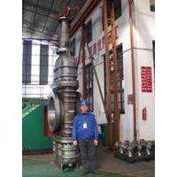 API 6D Through conduit slab gate valve