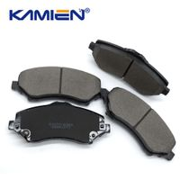 High Quality Auto Parts Car Brake Pad D1327
