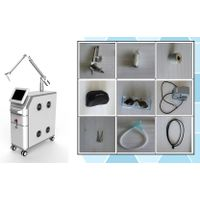 Sanhe Latest Q Switched ND:YAG laser/tattoo removal beauty equipments!