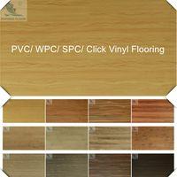 PVC/WPC/SPC/Click Vinyl Flooring