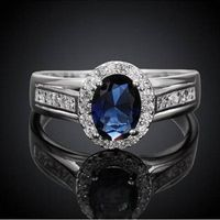 2015 Wholesale Fashion Diamond Jewelry Factory Direct Sale Christmas Ring
