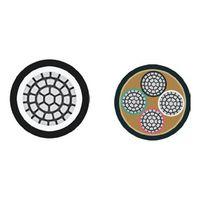 0.6/1kV HiRaCS Flame Retardant Cable(HiRaCS TFR-CV/AAAC)
