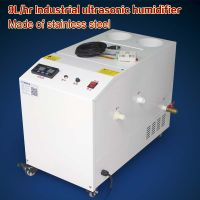 9kg/h industrial ultrasonic humidifier for cleanroom