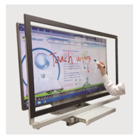 Touch screen interactive white board educational equipment thumbnail image
