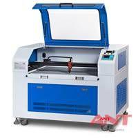 Non-mental laser engraving cutting machine