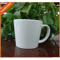 Colorful Ceramic coffee mug shapes oem with customer logo printing for drinking with custom logo ,ch