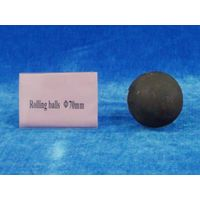Rolling steel ball 70mm