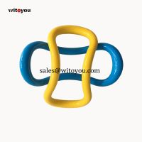 Multifunctional Yoga Pilate Ring for Exercise and Fitness