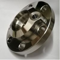 Precision CNC Milling Stainless Steel Mechanical Parts, CNC Machined Parts thumbnail image