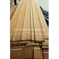 Teak Veneer Burma Teak Natural Veneers Myanmar Teak Sliced Veneer for Furniture Doors & Plywood