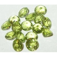 High grade AAA Quality loose Peridot Quartz Gemstones