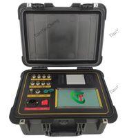 TY-9001 High Voltage Circuit Breaker Analyzer High Voltage Switch Dynamic Tester