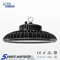 Led UFO High Bay Light 130lm/w 100w 150w 200w CE/ROHS/UL Certified