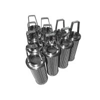 Stainless Steel Pleated Wire Mesh Filter Strainer