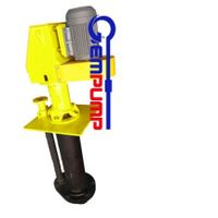 65qv-Sp (R) Slurry Pump Long Shaft Vertical Pump