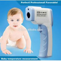 Digital Non-contact Infrared Digital Thermometer Forehead Ear Thermometer Human Body Temperature Las thumbnail image