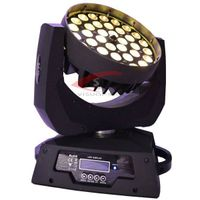 Visual stage 36*10W ZOOM led moving head (4 in 1)