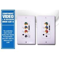MACW503_In Wall IR repeater with Video plus Cat5/6 thumbnail image