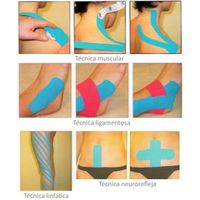 kinesiology therapy tape